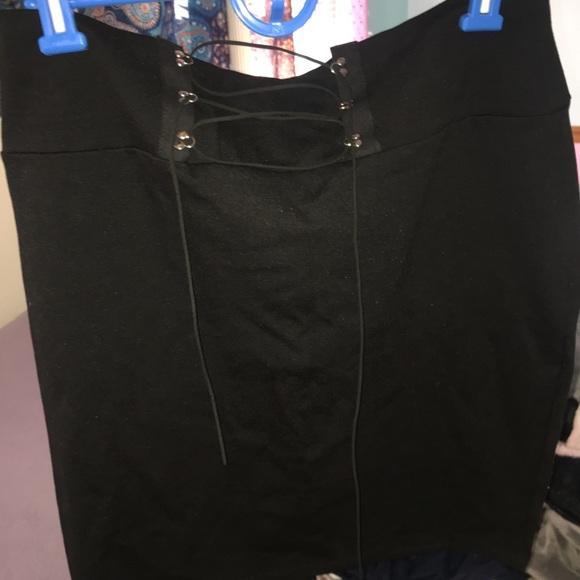 Charlotte Russe Dresses & Skirts - Black Skirt